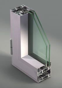 NC 75 STH Battenti finestre e porte