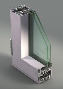NC 75 STH-i Battenti finestre e porte