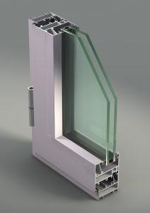 NC 50 I Battenti finestre e porte