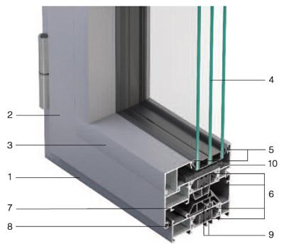 Finestre-in-Alluminio-a-battente