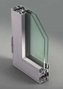 NC 50 STH Battenti finestre e porte
