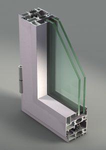 NC 65 STH Battenti finestre e porte